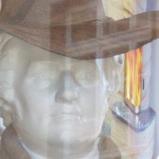 Aber Goethe trug modebewusst hut.